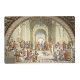 Raphael - School of Athens Placemat