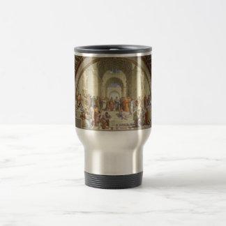 Raphael - School of Athens Travel Mug