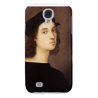 Raphael - Self-Portrait iPhone Case