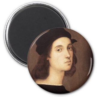 Raphael - Self-Portrait Magnet