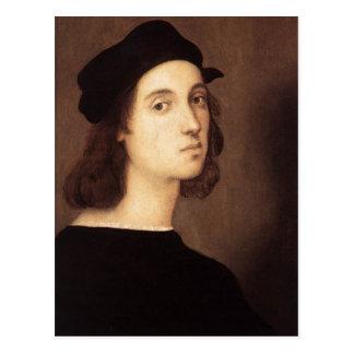 Raphael - Self-Portrait Postcard