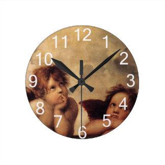 Raphael,Sistine Cherub Clock
