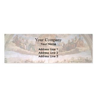 Raphael: The Disputation of the Holy Sacrament Business Cards