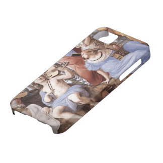 Raphael: The Parnassus, from the Stanza Segnatura iPhone 5 Case