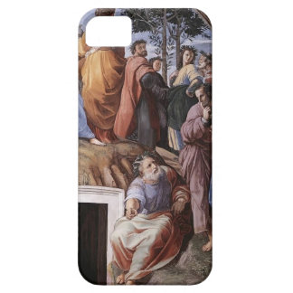 Raphael: The Parnassus, from the Stanza Segnatura iPhone 5 Covers