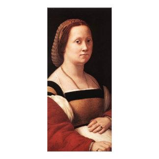 Raphael- The Pregnant Woman La Donna Gravida Rack Cards