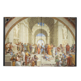 Raphael - The school of Athens 1511 iPad Air Cover