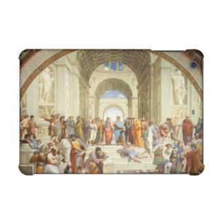 Raphael - The school of Athens 1511 iPad Mini Case