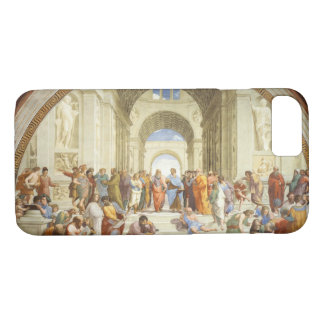 Raphael - The school of Athens 1511 iPhone 8/7 Case
