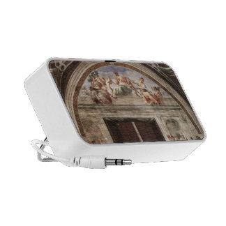 Raphael: The Virtues Notebook Speakers