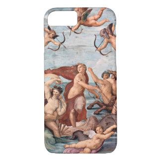 RAPHAEL -  Triumph of Galatea 1512 iPhone 8/7 Case