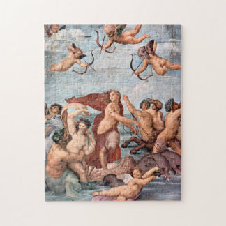 RAPHAEL -  Triumph of Galatea 1512 Jigsaw Puzzle
