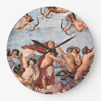 RAPHAEL -  Triumph of Galatea 1512 Large Clock