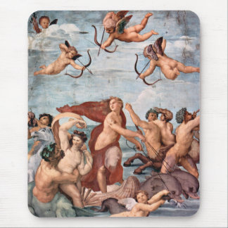 RAPHAEL -  Triumph of Galatea 1512 Mouse Pad
