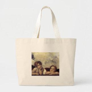 Raphael's Angels Canvas Bag