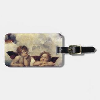 Raphael's Angels Luggage Tag