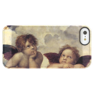 Raphael's Angels Permafrost iPhone SE/5/5s Case