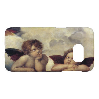 Raphael's Angels Samsung Galaxy S7 Case