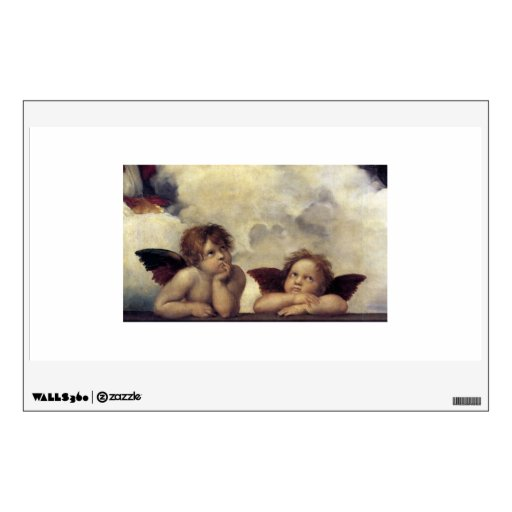 Raphael's Angels Wall Sticker
