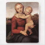 Raphael's Beautiful Madonna Mouse Pad