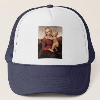Raphael's Beautiful Madonna Trucker Hat