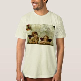 "Raphael's ""Sistine Madonna"" (circa 1513) (Detail) Tee Shirts"