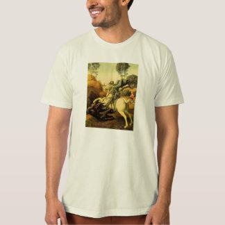 "Raphael's ""St. George and the Dragon"" (circa 1505) T-Shirt"