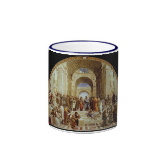 "Raphael's ""The School of Athens"" (circa 1511) Mugs"