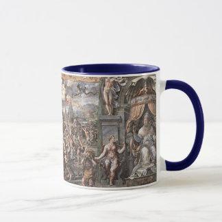 Raphael's The Vision of the Cross MUG