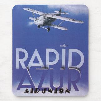 Rapid Azur Mouse Pad