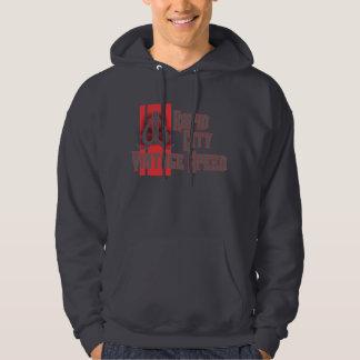Rapid City Vintage Speed - Skull Spade Logo Sweatshirt