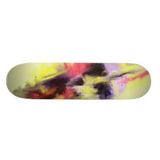 Rapid Descent Skate Board