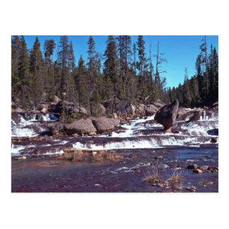 Rapid Falls Postcard