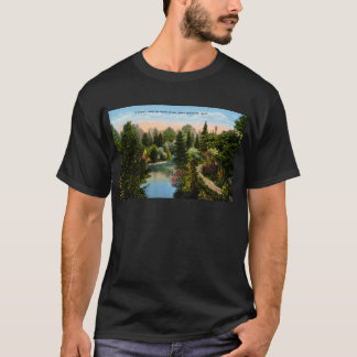 Rapid River Escanaba, Michigan T-Shirt