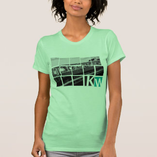 Rapid-transit railway driving T-Shirt