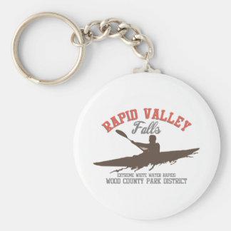 Rapid Valley Keychain
