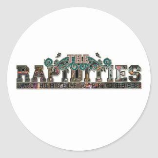 Rapidities Large Stickers