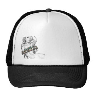rapidities on chick Trucker Mesh Hats