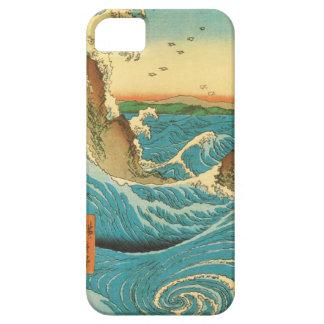 Rapids de Ando Hiroshige Navaro iPhone 5 Fundas