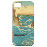 Rapids de Ando Hiroshige Navaro iPhone 5 Protector