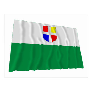 Rapla Waving Flag Post Cards