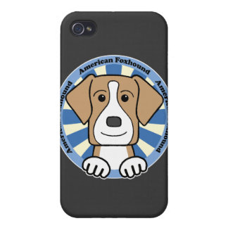 Raposero americano iPhone 4 protector