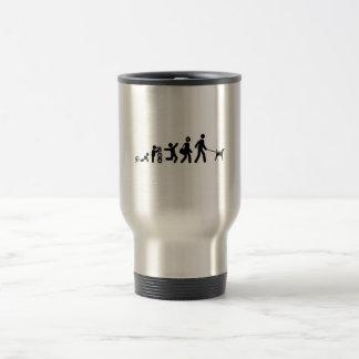 Raposero americano taza de café
