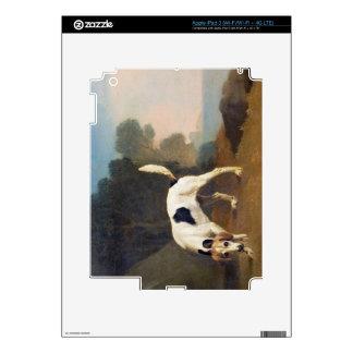 Raposero en el olor, c.1760 (aceite en o puesto pa iPad 3 skin