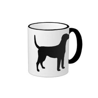 Raposero inglés taza de café