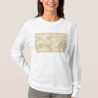 Rappahannock R, Chancellorsville, Fredericksburg T-Shirt