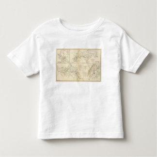 Rappahannock R, Chancellorsville, Fredericksburg Toddler T-shirt