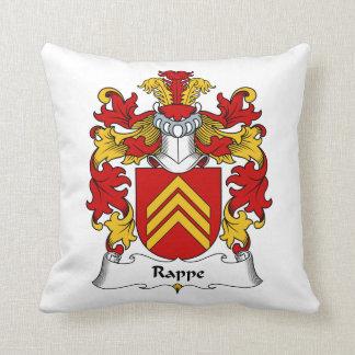 Rappe Family Crest Pillow