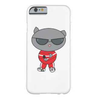 Rapper Cat in Track Suit Barely There iPhone 6 Case