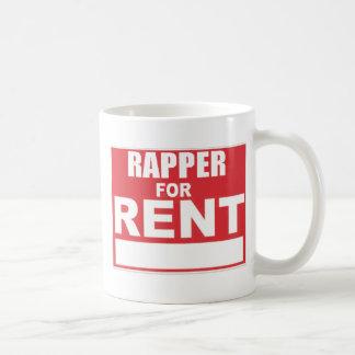 Rapper For rent Coffee Mug